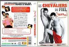 DVD Les Chevaliers du Fiel - Le best of   Comedie   Lemaus