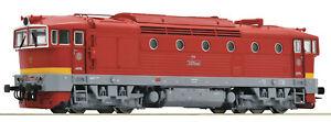 """Roco H0 72946 Diesellok Rh T 478.3 der CSD """"Neuheit 2021"""" - NEU + OVP"""