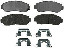 Disc Brake Pad Set-Ceramic Disc Brake Pad Front ACDelco Advantage 14D1089CH