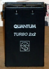 Quantum Turbo 2X2 Battery Pack W/Charger & Cd100 & Cke Cables