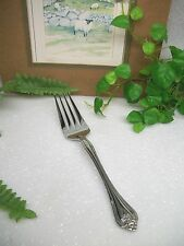 Oneida Gourmet  BOUTONNIERE  Stainless Cold Meat Serving Fork  NEW Free Shipping