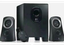 Logitech Z313 2.1 Soundsystem - schwarz