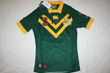 ARL Kangaroos Adults Mens RLWC Limited Edition Player Fit Jersey, sizes S - 4XL