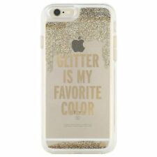 Kate Spade NY Case For iPhone 6 Plus / 6s Plus Glitter Is My Favorite Color NEW