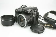 FUJIFILM Fuji FINEPIX S5500 Digital Camera 10x Zoom Fully Working Tested AR-FX5A