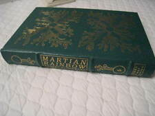 Easton Press MARTIAN RAINBOW, SIGNED, 1st Ed, Leather ROBERT FORWARD, Sci-Fi