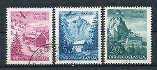 Jugoslwaien 655/57 sauber gestempelt / Flugpost ..........................1/1419