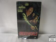 Underworld VHS Denis Leary, Joe Mantegna, Traci Lords