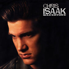 Silvertone 2012 Chris Isaak CD