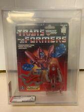Transformers Original MISB AFA 75 G1 Powerglide MIB