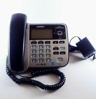 Uniden D1688-2  DECT6.0 Digital  Answering CORDED  MAIN BASE UNIT