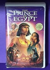 The Prince Of Egypt Movie VHS NEW