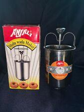 Anjali Medu Vada Wada Maker Vada Maker Stainless Steel Doughnut Maker Donut