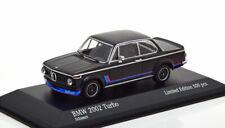 1:43 Minichamps BMW 2002 Turbo 1973 black