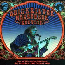 Quicksilver Messenger Service - Live at Avalon Ballroom, 28th Oct 1966 (CD) NEW