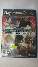 PS2 SEALED SONY PLAYSTATION 2 SEGA MEGADRIVE COLLECTION