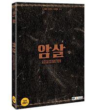 """KOREAN MOVIE """"Assassination"""" DVD 2DISC/ENG SUB/REGION 3/ KOREAN FILM"""
