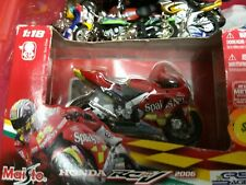 Honda 1:18 scale diecast Motorycyle by Maisto in box