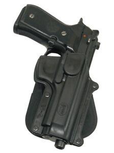 Fobus BR2 ROTO RT Right Holster For Beretta 92F/96  Taurus PT 92 cs, 99 9mm BR-2