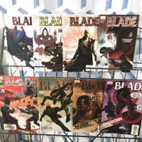Blade Vampire Killer 1-4 9-12 Lot I Takes One to Kill One 2006 3rd series
