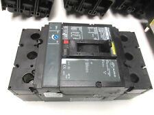 Square D JL250 Circuit Breaker 200A, 3P, 600V Cat# JLL36200 .. UD-73