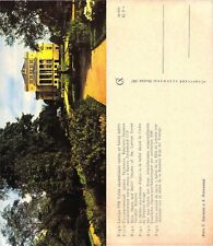Latvia 1967 post card Opera and Ballet Theatre . kn531