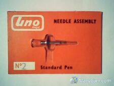 UNO REPLACEMENT COMPLETE NEEDLE ASSEMBLY N0. 2 FOR STANDARD PEN