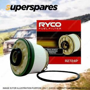 Ryco Fuel Filter for Mitsubishi Pajero Sport QE Triton MQ Turbo Diesel 2.4L