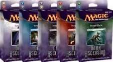 Magic the Gathering Dark Ascension Intro Deck Set of  5 Different Sealed Decks