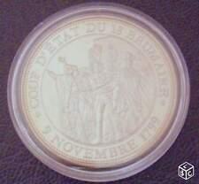 MEDAILLE DU COUP D ETAT DU  18 BRUMAIRE 1799