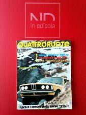 QUATTRORUOTE 242 FEBBRAIO 1976 - BMW 320 I  FERRARI 308 GTB  PEUGEOT 504 6V