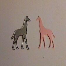 Sizzix Die Cutter Giraffe Thinlits fits Big Shot Cuttlebug