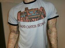 GRAND CANYON SKYWALK T SHIRT retro Ringer Walk The Sky I Did It