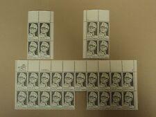 USPS Scott 1874 15c 1980 Everett Dirksen Lot of 3 Plate Block 27 Stamps Mint NH