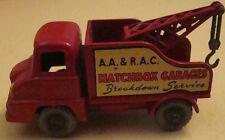 Matchbox 13 Thames Wreck Truck Gray Wheels 1961