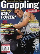 Frank Trigg Signed 2000 Grappling Magazine BAS Beckett COA UFC Pride Autograph