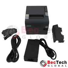Epson TM-T88V USB Parallel Direct Thermal Receipt Printer P/N: C31CA85834