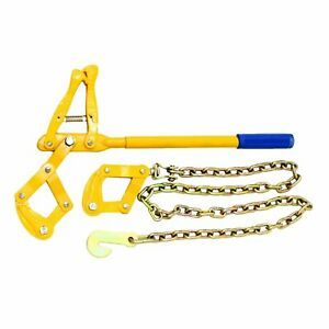 NEW! Chain Strainer Monkey Cattle Wire Fence Pull Stretcher Tensioner