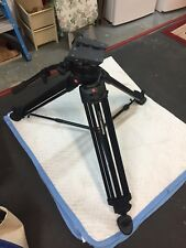 Manfrotto 546B Tripod with 504 HD head.