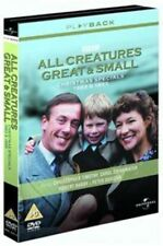 All Creatures Great and Small Christmas Specials 5050582573367 DVD Region 2