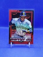 Ken Griffey Jr 2020 Topps Fire #176 Red Flame Parallel SP Seattle Mariners