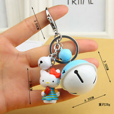 NEW Hello kitty Key chain The bell key chain Toy Gift 9
