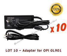 LOT 10 AC Adapter Power Supply for KT56W280200M2 OPI Studio LED Lamp Light GL901
