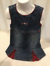 IZOD girls Dress Jumper Size 5 In EUC (bin AA)