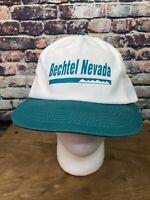 Bechtel Nevada Test Site Operation Site Snapback Hat Cap