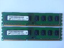 4GB (2x2GB) 497157-D01 (HP)/SDRAM de DDR3/DDR3-1333MHz/PC3-10600/240-Pin