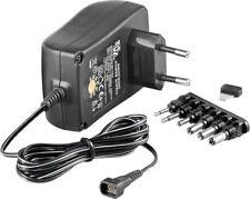 Universal-Steckernetzteil 3-12VDC, 1500mA eco-friendly - mit 6 Netzadapter