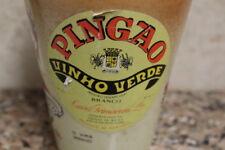 Vintage Portuguese Souvenir Wine Bottle - Vinho Verde