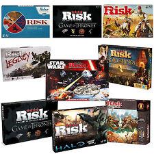 Riesgo-el juego de conquista estratégica-elige Edition-Nuevo y Sellado