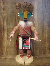 Indianer Navajo Indische Handarbeit Eidechse Kachina! Unterzeichnet